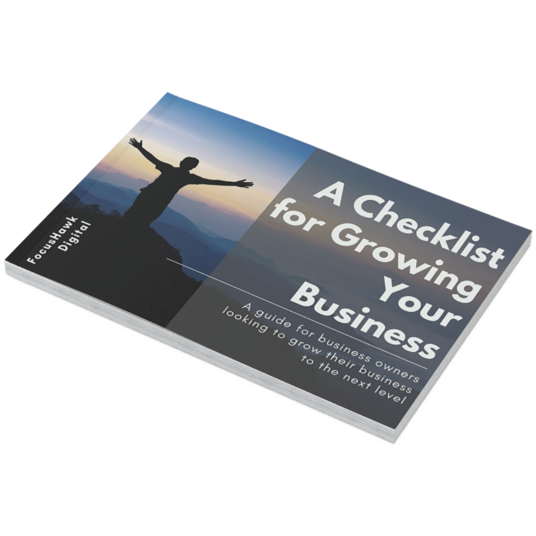 A checklist for growing your business